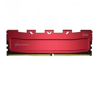 Модуль пам'яті для комп'ютера DDR4 32GB 2400 MHz Red Kudos eXceleram (EKRED4322417C)