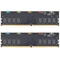 Модуль пам'яті для комп'ютера DDR4 32GB (2x16GB) 3200 MHz RGB X1 Series eXceleram (ERX1432326CD)