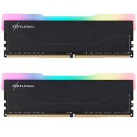 Модуль пам'яті для комп'ютера DDR4 32GB (2x16GB) 2666 MHz RGB X2 Series Black eXceleram (ERX2B432269CD)