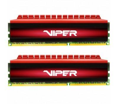 Модуль пам'яті для комп'ютера DDR4 16GB (2x8GB) 3200 MHz Patriot (PV416G320C6K)