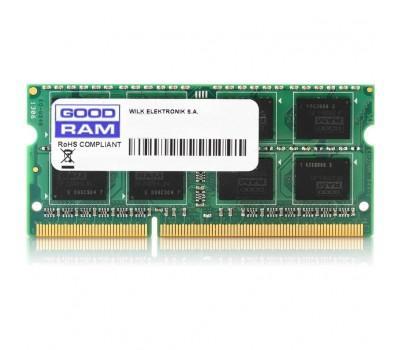 Модуль пам'яті для ноутбука SoDIMM DDR3L 4GB 1600 MHz GOODRAM (GR1600S3V64L11S/4G)