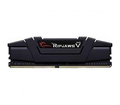 Модуль пам'яті для комп'ютера DDR4 16GB 3200 MHz RipjawsV G.Skill (F4-3200C16S-16GVK)