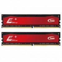 Модуль памяти для компьютера DDR4 8GB (2x4GB) 2400 MHz Elite Plus Red Team (TPRD48G2400HC16DC01)