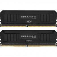 Модуль пам'яті для комп'ютера DDR4 16GB (2x8GB) 4000 MHz Ballistix Black MICRON (BLM2K8G40C18U4B)