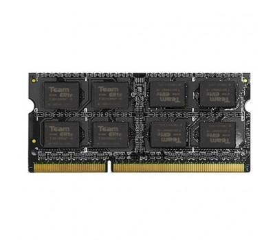 Модуль памяти для ноутбука SoDIMM DDR3L 8GB 1600 MHz Team (TED3L8G1600C11-S01)