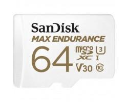Карта пам'яті SANDISK 64GB microSDXC class 10 UHS-I U3 Max Endurance (SDSQQVR-064G-GN6IA)