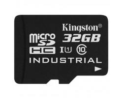 Карта пам'яті Kingston 32GB microSD class 10 USH-I (SDCIT/32GBSP)