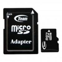 Карта пам'яті Team 4GB microSDHC Class 10 (TUSDH4GCL1003)