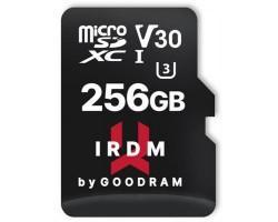 Карта пам'яті Goodram 256GB microSDXC class 10 UHS-I/U3 IRDM (IR-M3AA-2560R12)