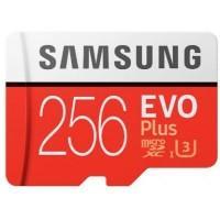 Карта пам'яті Samsung 256GB microSDXC class 10 UHS-I U1 Evo Plus V2 (MB-MC256HA/RU)