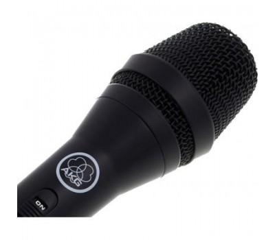Мікрофон AKG P5 S Black (3100H00120)