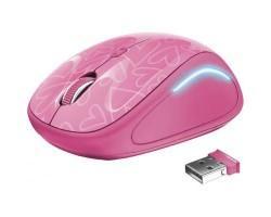 Мишка Trust Yvi FX pink (22336)