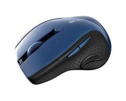 Мишка CANYON CNS-CMSW01BL Wireless Black/Blue (CNS-CMSW01BL)