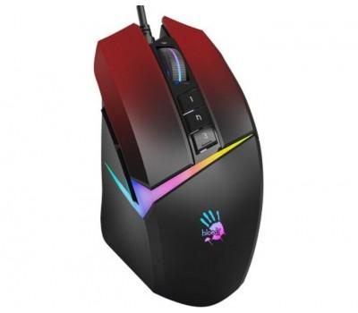 Мишка A4tech Bloody W60 Max Gradient Red