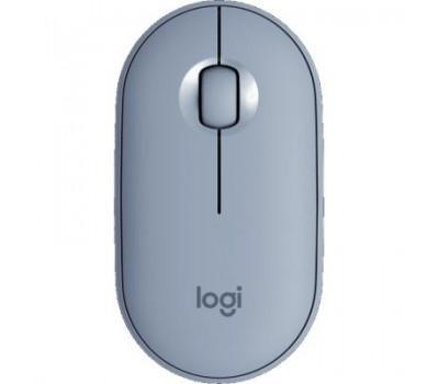 Мишка Logitech M350 Blue Grey (910-005719)
