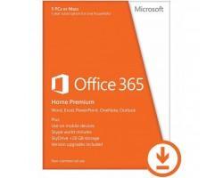 Офісний додаток Microsoft Office 365 Home 32/64 AllLngSub PKLic 1YR Online CEE Конверт (6GQ-00084-ESD)