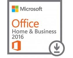 Офісний додаток Microsoft Office Home and Business 2016 Win AllLng PKLic Onln Конверт (T5D-02322-ESD)