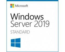 ПЗ для сервера Microsoft Windows Server Standart 2019 x64 English 16 Core DVD (P73-07788)