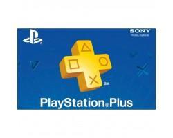Карта онлайн поповнення SONY PlayStation Plus: Подписка на 3 месяца Конверт (9813347)