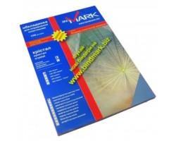 Обкладинка для палітурки bindMARK пл. Кристалл А4 180 мкн (100 шт./уп.) бесцв. (40191)