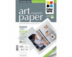Папір ColorWay A4 ART (ПМА650-05) (PMA650005MA4)
