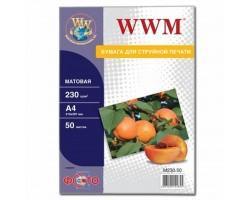 Папір WWM A4 (M230.50)