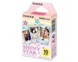 Папір Fujifilm COLORFILM INSTAX MINI STAR (54х86мм 10шт) (16404193)