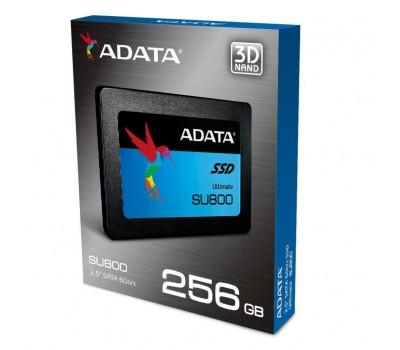 "Накопитель SSD 2.5"" 256GB ADATA (ASU800SS-256GT-C)"