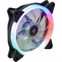 Кулер до корпусу Frime Iris LED Fan Single Ring Multicolor (FLF-HB120MLTSR)
