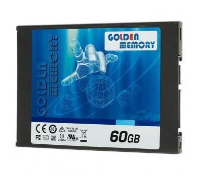 "Накопичувач SSD 2.5"" 60GB Golden Memory (AV60CGB)"