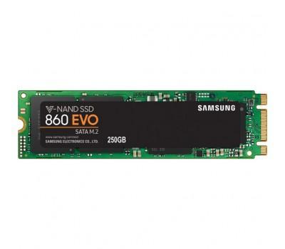 Накопичувач SSD M.2 2280 250GB Samsung (MZ-N6E250BW)