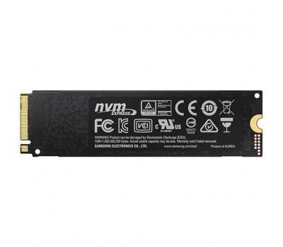 Накопичувач SSD M.2 2280 500GB Samsung (MZ-V7S500BW)