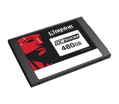 """Накопичувач SSD 2.5"""" 480GB Kingston (SEDC500M/480G)"""