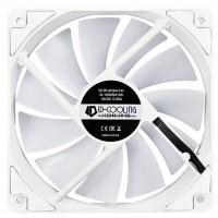 Кулер до корпусу ID-Cooling XF-12025-RGB Snow (Single Pack) (XF-12025-RGB Snow)