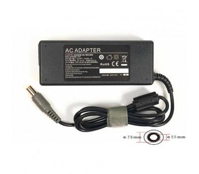 Блок живлення до ноутбуку PowerPlant IBM/LENOVO 220V, 20V 90W 4.5A (7.9*5.5) (IB90H7955)