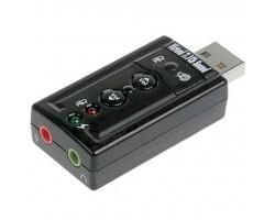 Звукова плата Dynamode C-Media 108 USB 8(7.1) каналов 3D RTL (USB-SOUND7)