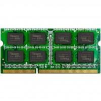 Оперативна памьять Team (TED34G1600C11-S01) 4GB SODIMM DDR3 PC3-12800 (1600MHz) 1.5V