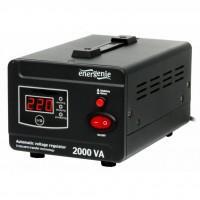 Стабілізатор EnerGenie EG-AVR-D2000-01, 1200Вт (EG-AVR-D2000-01)