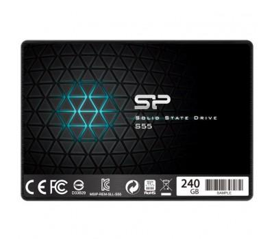 "Накопитель SSD 2.5"" 240GB Silicon Power (SP240GBSS3S55S25)"