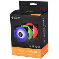 Кулер до корпусу ID-Cooling DF-12025-RGB Trio (3pcs Pack) (DF-12025-RGB Trio)