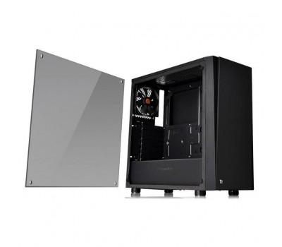 Корпус ThermalTake Versa J21 TG Black (CA-1K1-00M1WN-00)