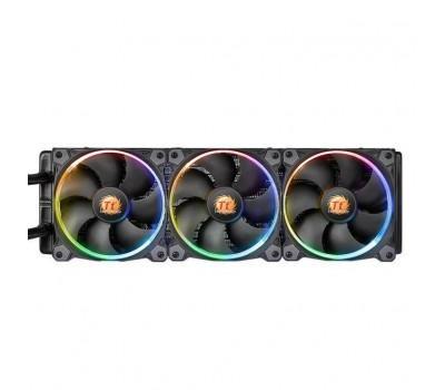 Кулер до процесора ThermalTake Water 3.0 Riing RGB 360 (CL-W108-PL12SW-A)