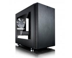 Корпус Fractal Design Nano S Window (FD-CA-DEF-NANO-S-BK-W)