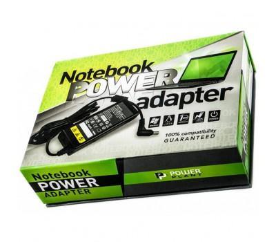 Блок живлення до ноутбуку PowerPlant HP, COMPAQ 220V, 18.5V 90W 4.9A (oval) (HP90EOVAL)