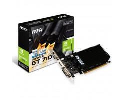Відеокарта GeForce GT710 2048Mb MSI (GT 710 2GD3H LP)