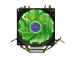 Кулер до процесора Cooling Baby R90 GREEN LED