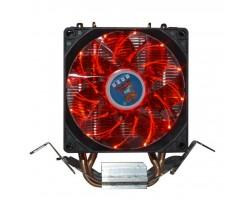 Кулер до процесора Cooling Baby R90 RED LED