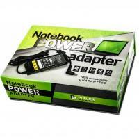 Блок живлення до ноутбуку PowerPlant ASUS 220V, 65W, 19V, 3.42A (4.0*1.35) (AS65F4014)