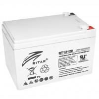 Батарея до ДБЖ Ritar AGM RT12120, 12V-12Ah (RT12120)
