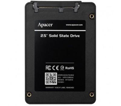 "Накопитель SSD 2.5"" 120GB Apacer (AP120GAS340G-1)"
